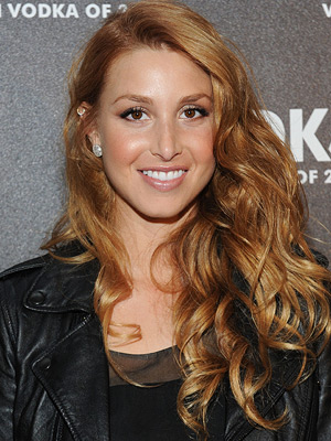 Whitney Port relies on a hotel-room exercise routine to stay in shape on the road. - Amanda Edwards/FilmMagic.com