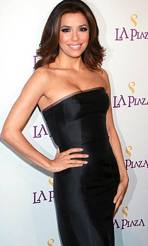 Eva Longoria is one of several celebs turning to the pros for pole dancing lessons. - David Livingston/Getty Images