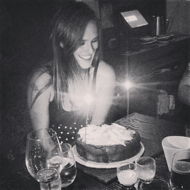 Rumer Willis celebrates her 25th birthday. (Instagram)