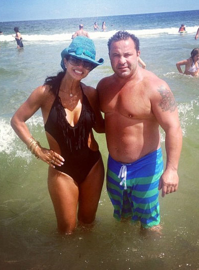 Teresa and Joe Giudice (Instagram)