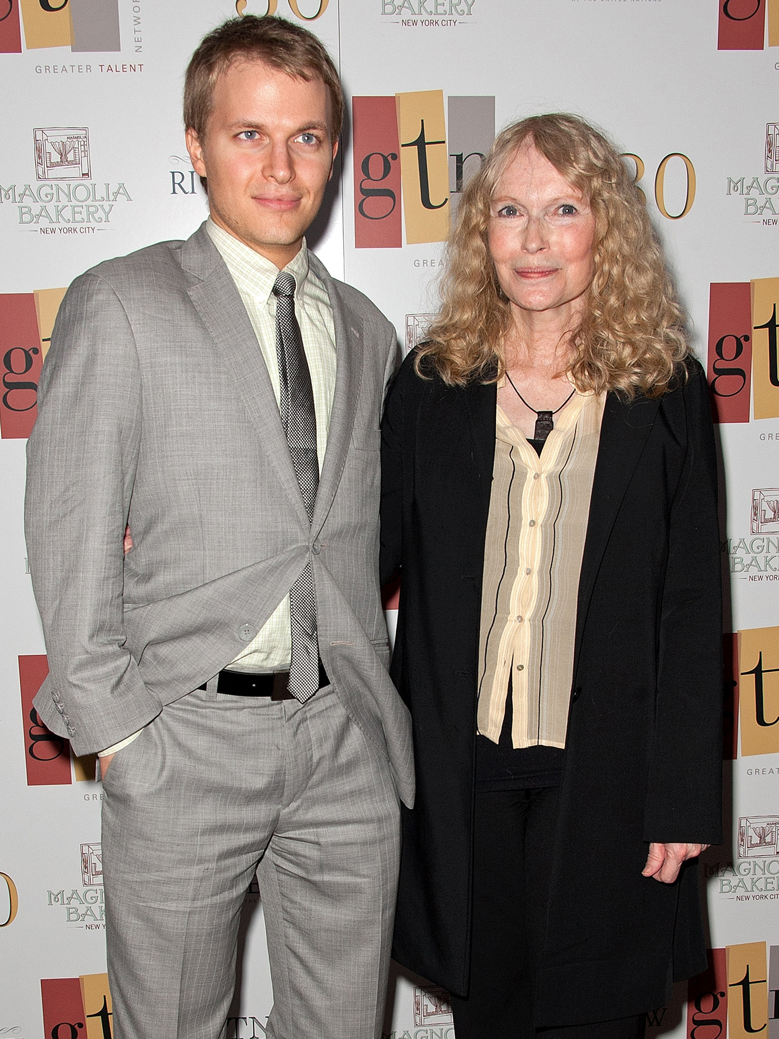 Mia and Ronan Farrow (Getty Images)
