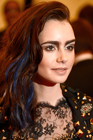 Lily Collins (Getty Images)
