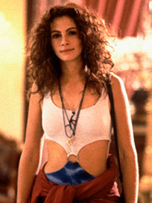 Julia Roberts in 'Pretty Woman' (Buena Vista Pictures)