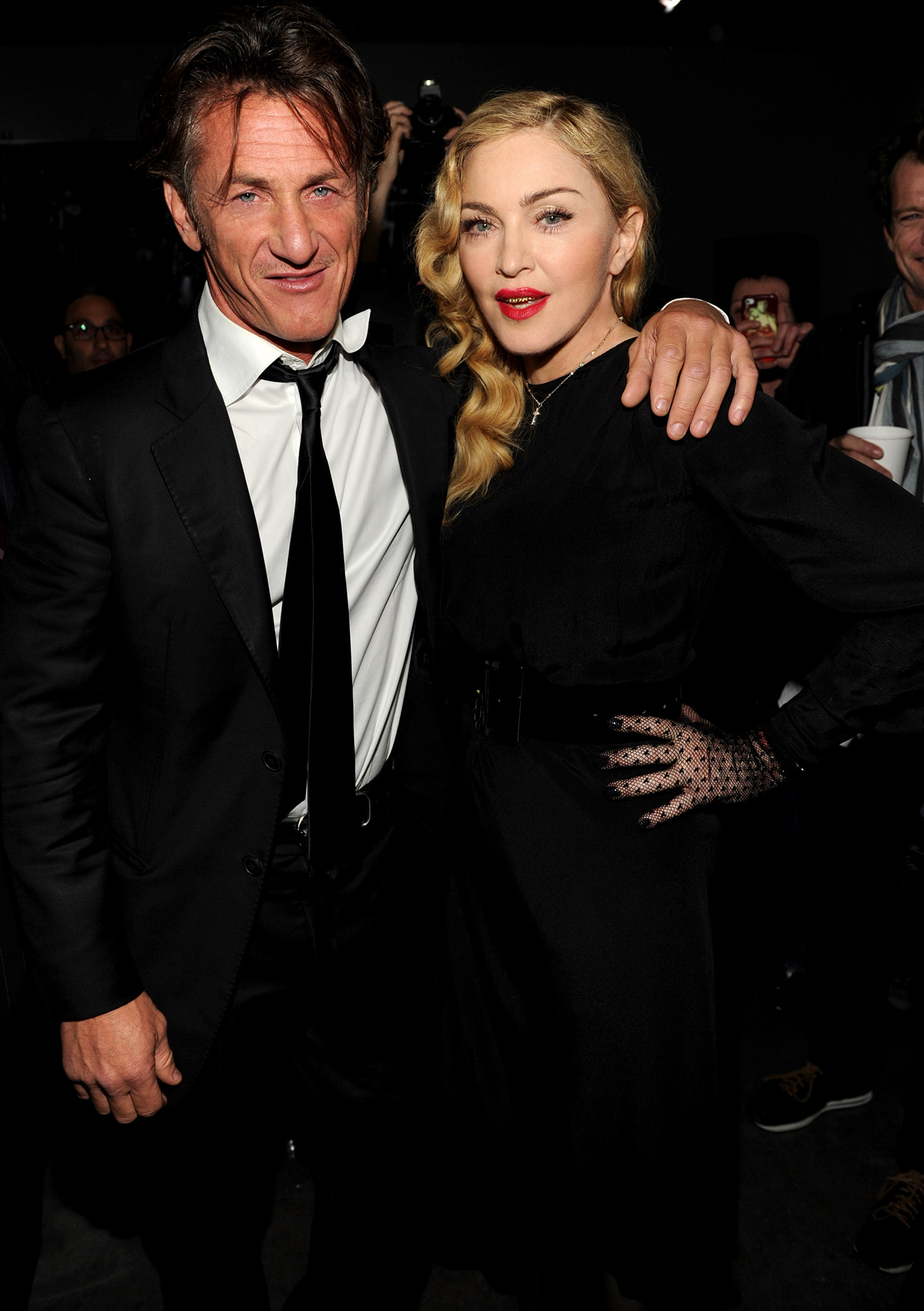 Madonna and ex-husband Sean Penn (Getty Images)