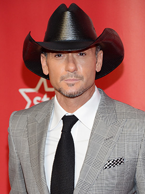 Tim McGraw (Getty Images)