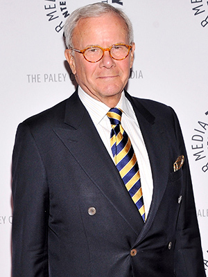 Tom Brokaw (Getty Images)