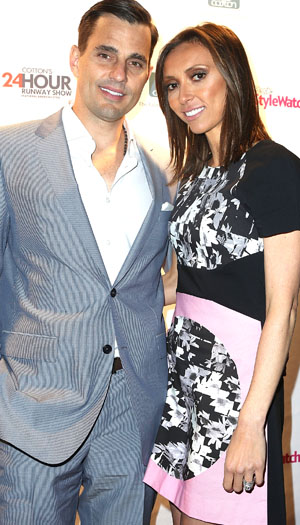 Giuliana and Bill Rancic (Getty Images)
