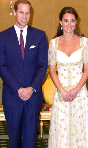 The Duke and Duchess of Cambridge (Getty Images)