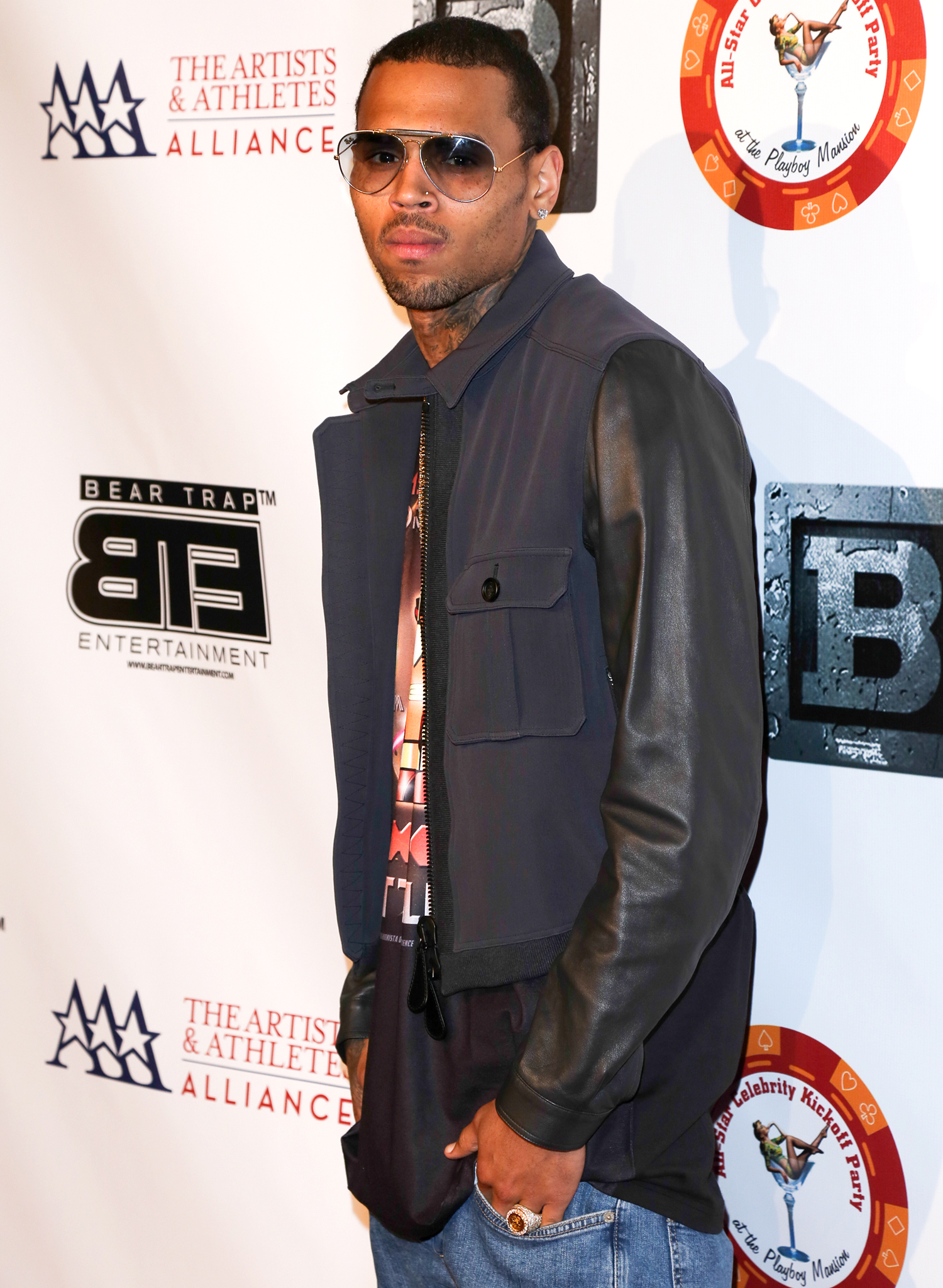 Chris Brown (Paul Archuleta/FilmMagic)