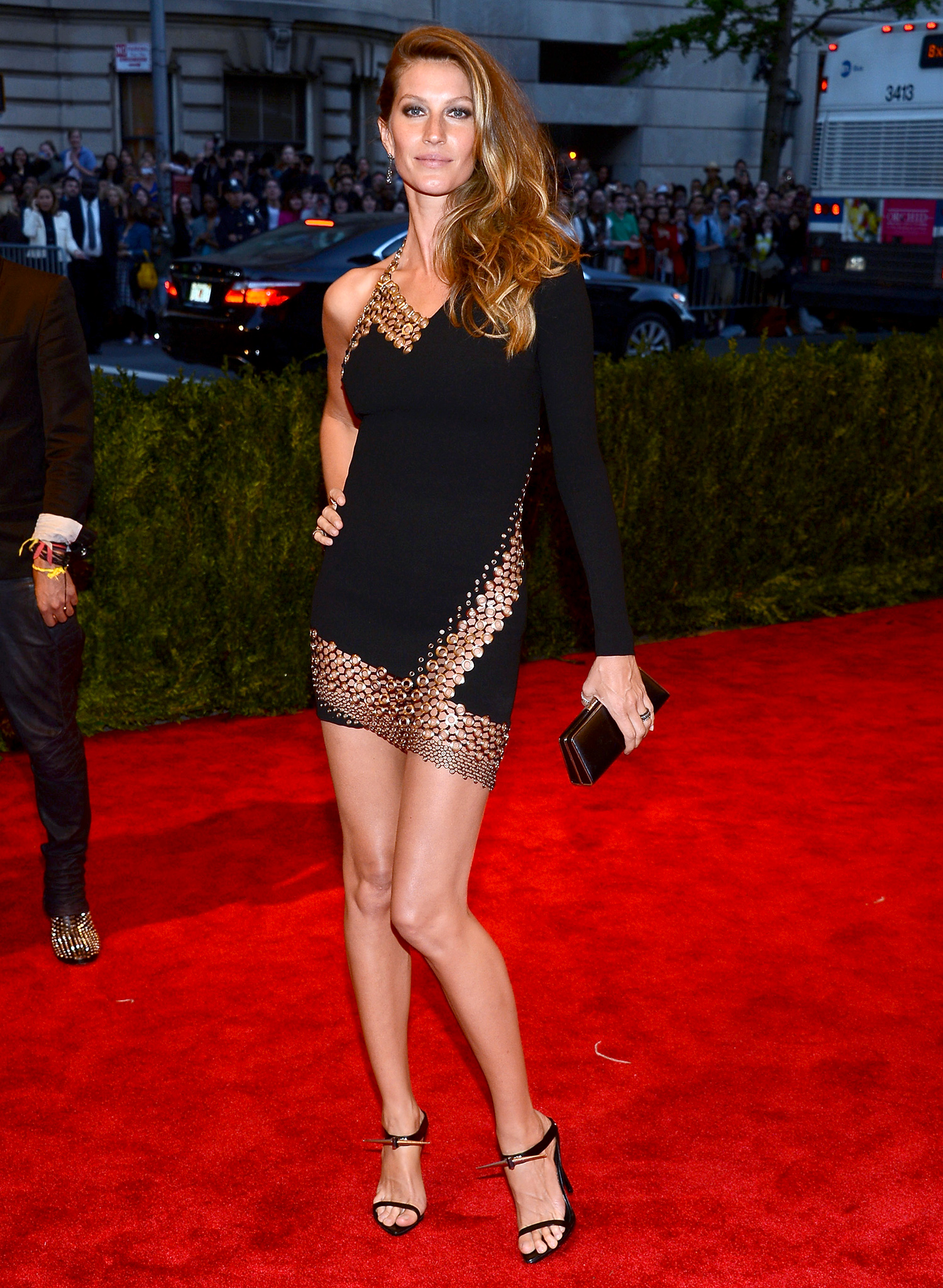 Gisele Bundchen (Larry Busacca/Getty Images)