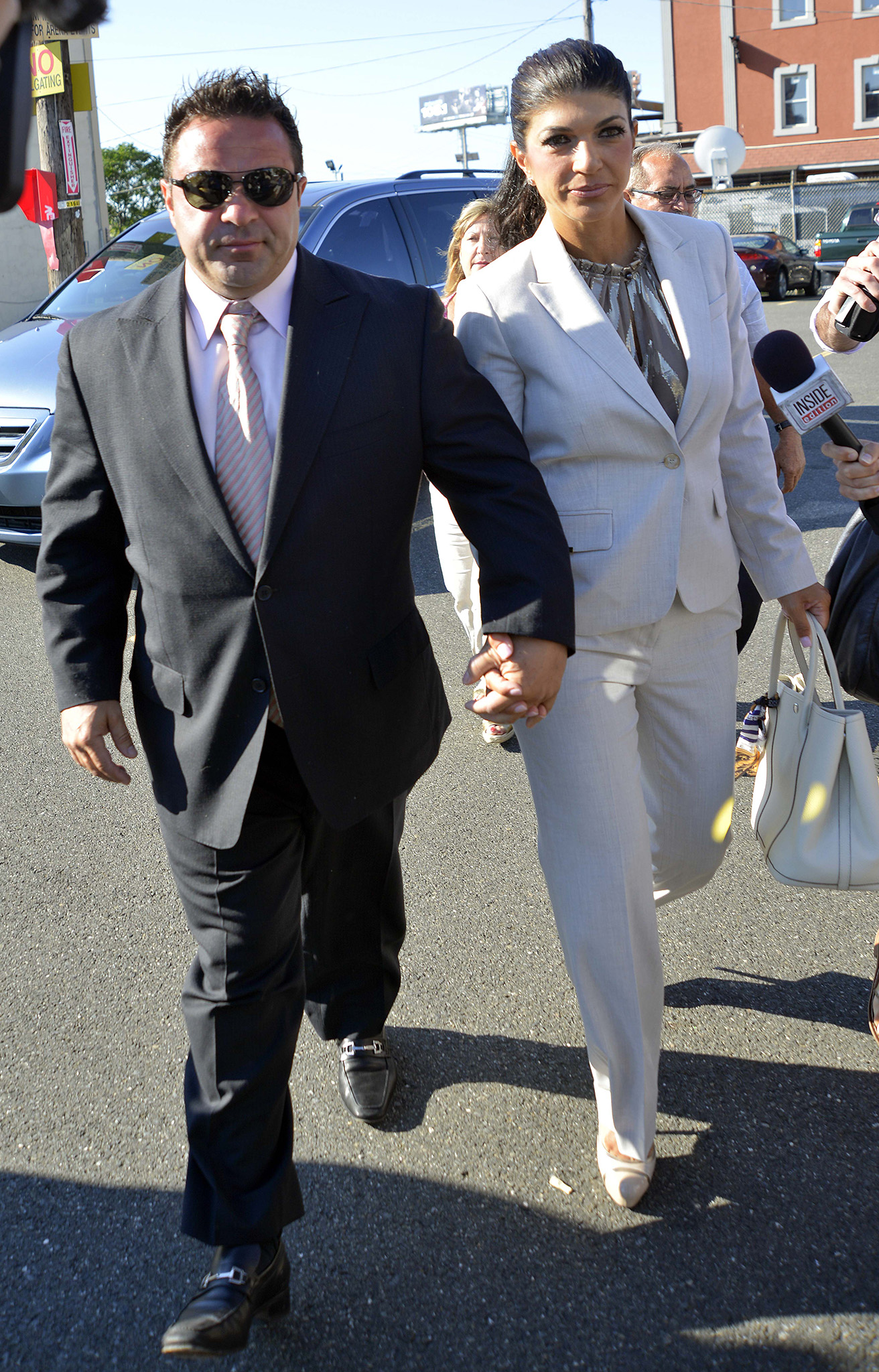 Joe and Teresa Giudice (Curtis Means/ACE/INFphoto.com)