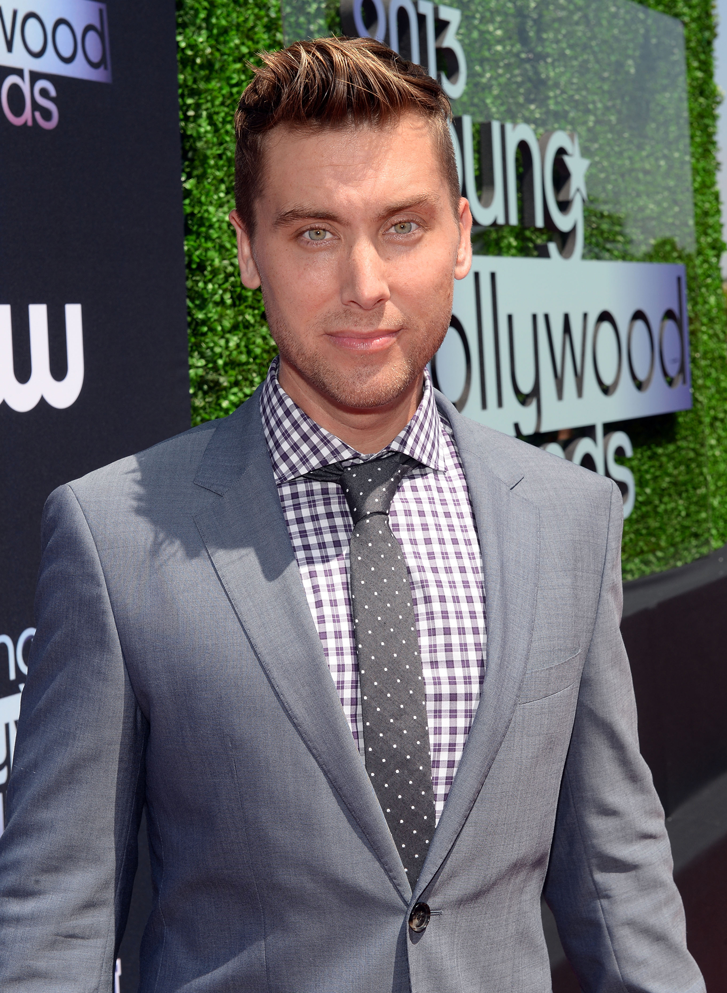 Lance Bass (Michael Buckner/Getty Images)