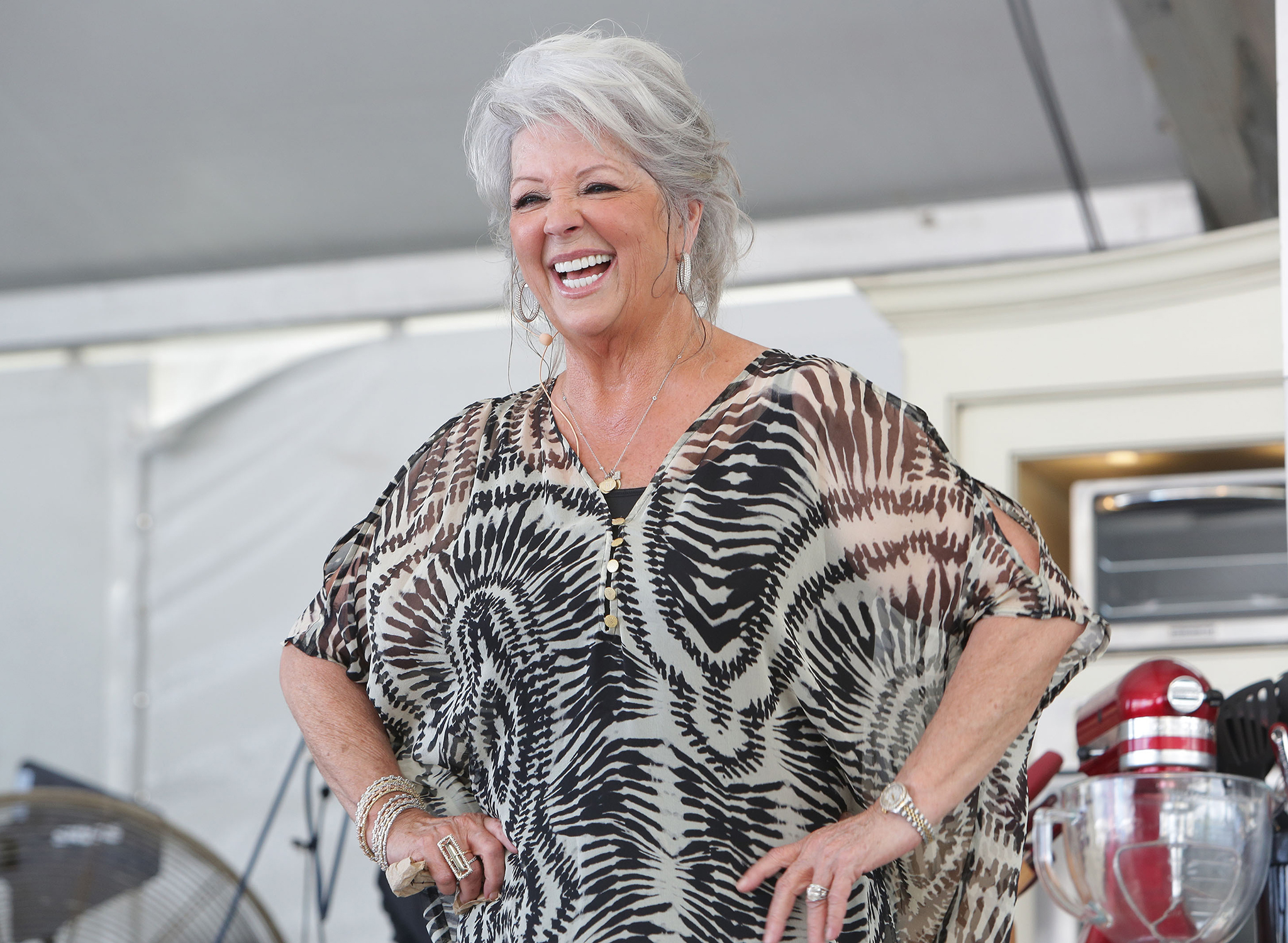 Paula Deen, February 2013 (Alexander Tamargo/Getty Images)