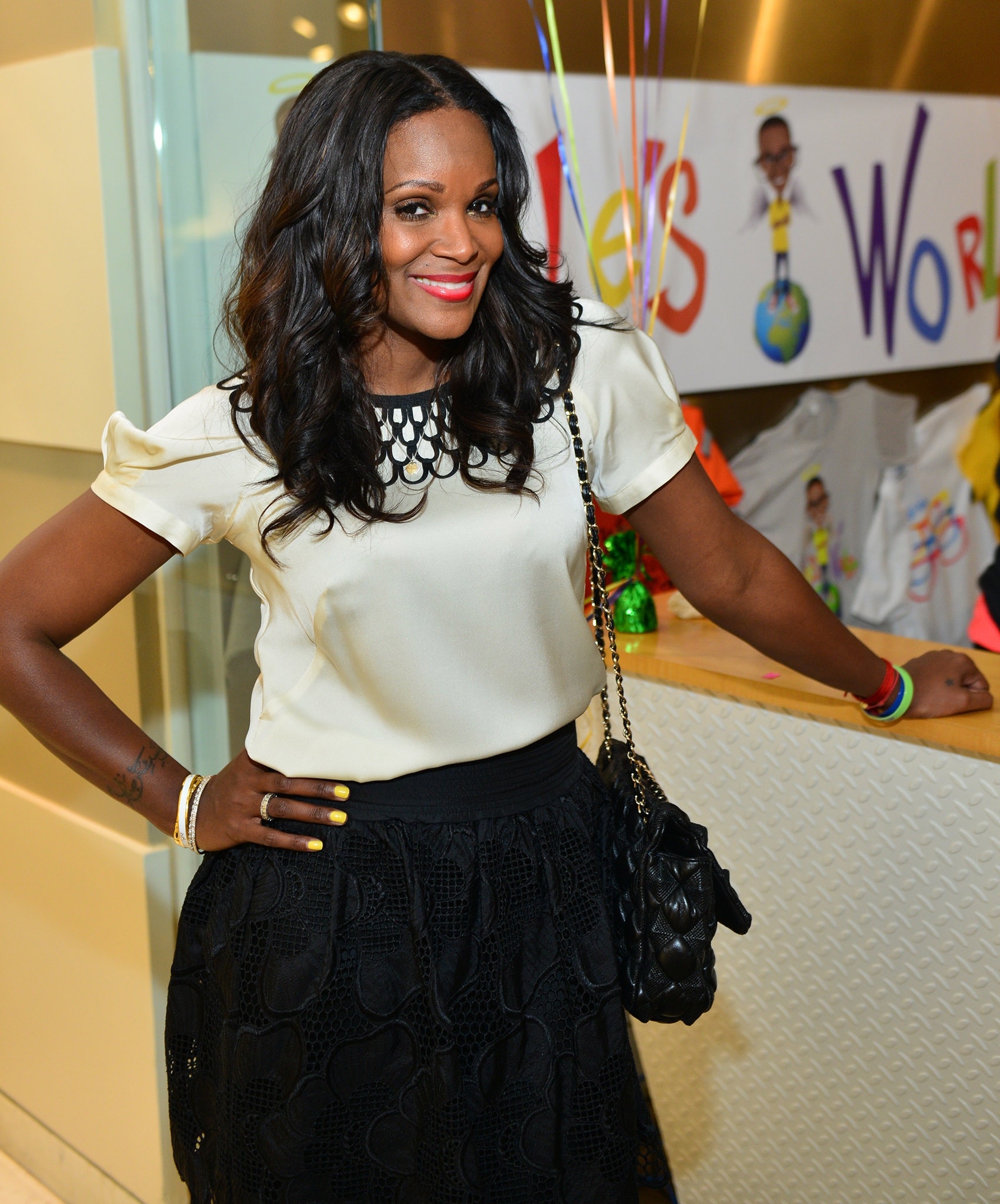 Tameka Foster (Prince Williams/Getty Images)