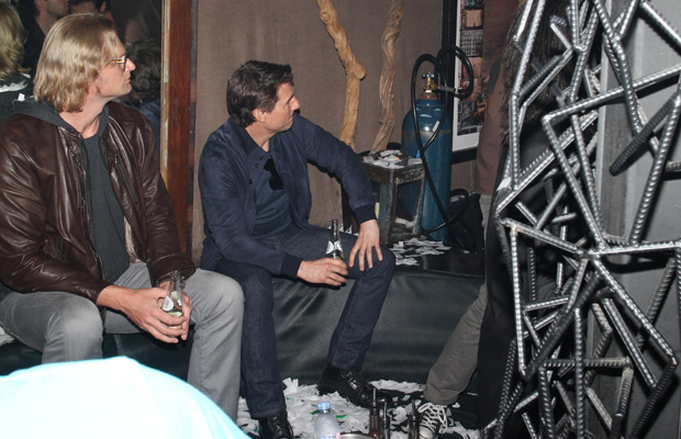 Tom Cruise (sbe Entertainment)
