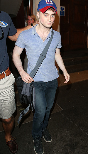 Daniel Radcliffe in July 2013 (PacificCoastNews.com)