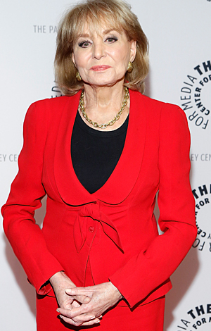 Barbara Walters (Getty Images)