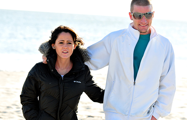 Jenelle Evans and Courtland Rogers (Splash News)