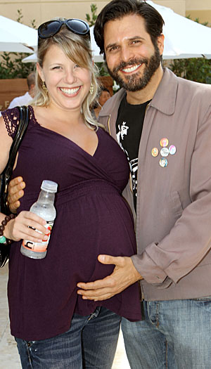 Jodie Sweetin and Morty Coyle (WireImage)