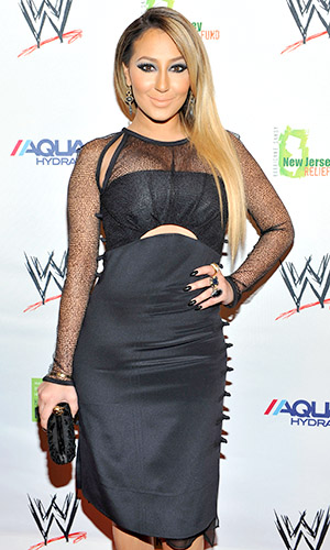 Adrienne Bailon (Michael N. Todaro/Getty Images)