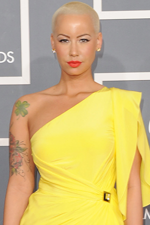 Amber Rose (Getty Images)