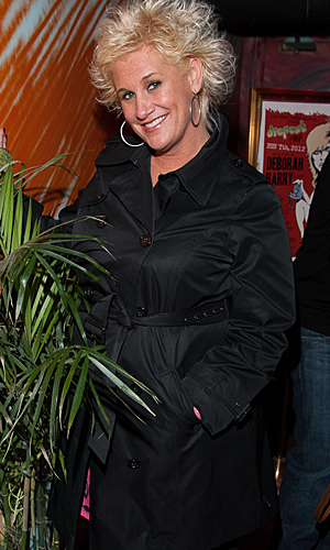 Anne Burrell talks to omg! (Dave Kotinsky/Getty Images)