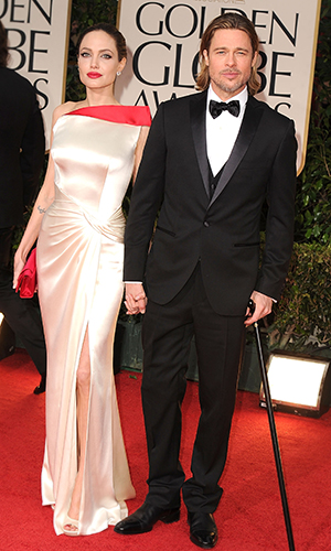 Brangelina at the 2012 Golden Globes (Steve Granitz/WireImage)