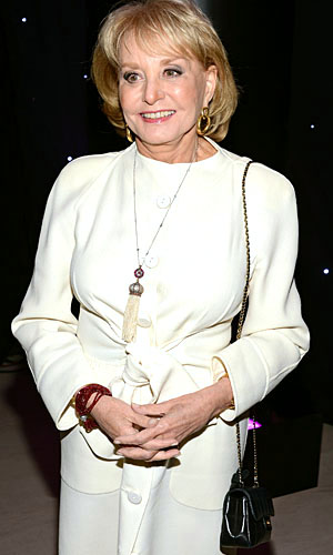 Barbara Walters (Dimitrios Kambouris/Getty Images)