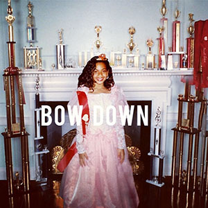 Beyonce's 'Bow Down' single art (Instagram)