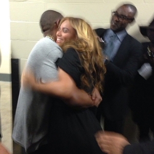 Jay and Bey. (Instagram)