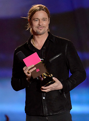 Brad Pitt (Getty Images)