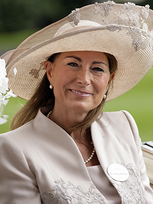 Carole Middleton (Getty Images)