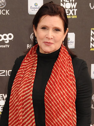 Carrie Fisher (INFevents.com)