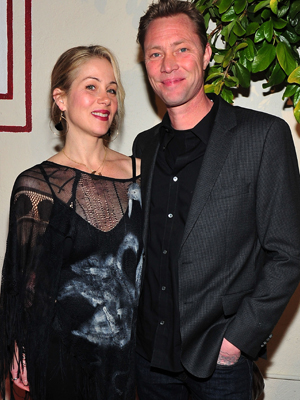 Applegate and LeNoble. (WireImage)