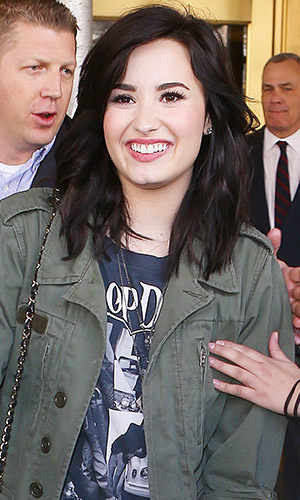 Demi Lovato (Splash News)