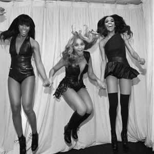 Kelly, Beyonce, Michelle. (Instagram)