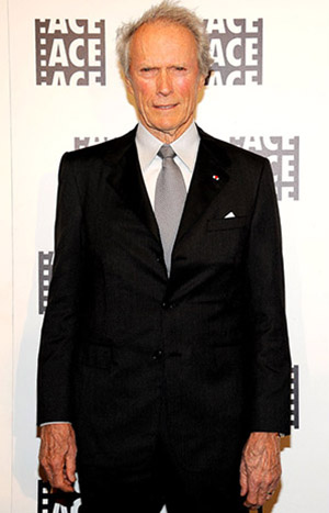 Clint Eastwood, Feb. 18, 2013 (Getty Images)