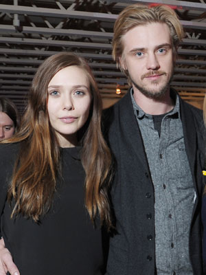 Lizzie Olsen and Brody Holbrook (Michael Loccisano/Getty Images)