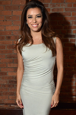 Eva Longoria at the Tribeca Film Festival on April 18 (Getty Images)