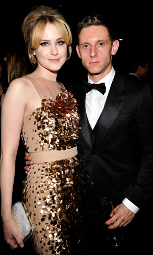 Evan Rachel Wood and Jamie Bell (Getty Images)