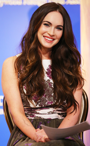 Megan Fox (Getty Images)