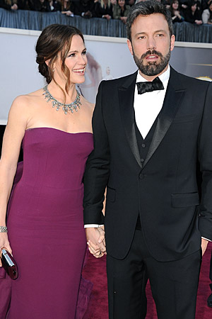 Jennifer Garner and Ben Affleck (Getty Images)
