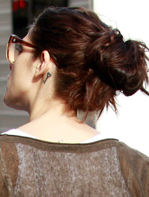 Check Out Ashley Greene S New Tattoo Us Weekly