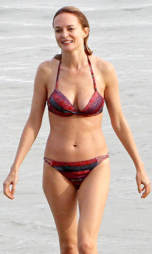 Heather Graham bares her bod. (Marcio Honorato/Honopix/PacificCoastNews.com)