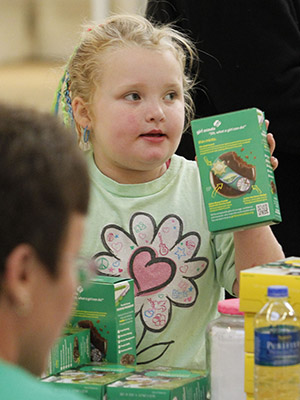 Thin Mints anyone? (PacificCoastNews.com)