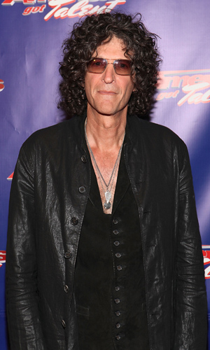 Howard Stern. Manny Carabel/Getty Images