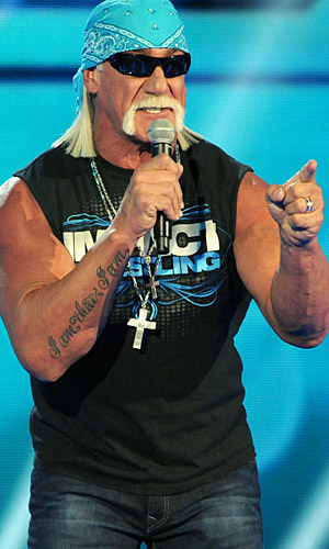 The Hulkster. (WireImage)
