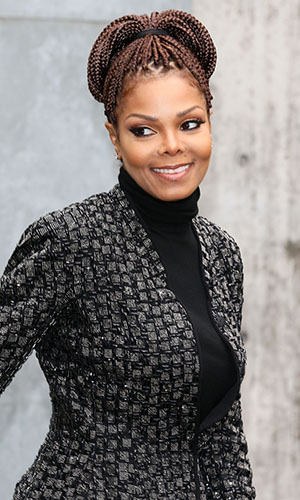 Janet Jackson, billionaire. (Vittorio Zunino Celotto/Getty Images)