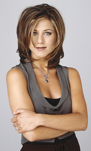 Jennifer Aniston rocks 'The Rachel' (NBC)