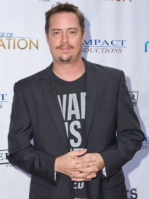 Jeremy London in December. (Wire Image)